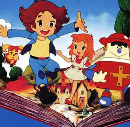 """Animācijas filma """"Grāmatu Grāmata"""" kristiešu bērniem"""