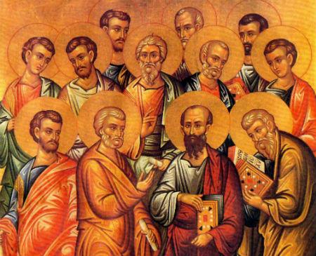 Apustuļu ticības apliecības izcelsme