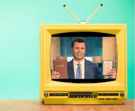 Ar televīzijas raidījumu starpniecību evaņģelizē pie islāmticīgajiem
