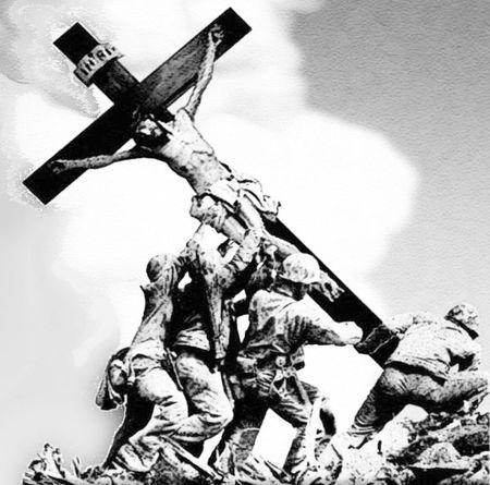 ateistu valstī svinēs Jēzus krustā sišanu