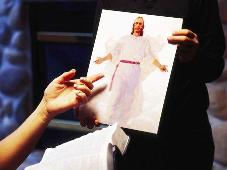 Atzīt Jēzu par Kungu un Dievu