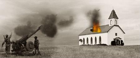 Baznīcas pienākums kara jautājumos