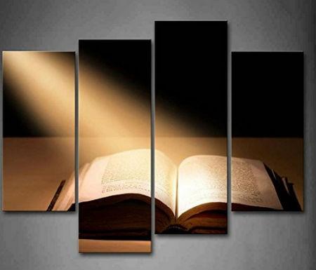 Bībele ir kā liela glezna