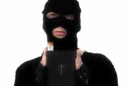 Bībele zagļiem