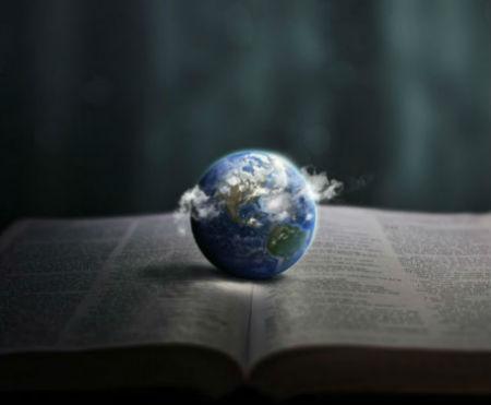 Bibliskā pasaules aina