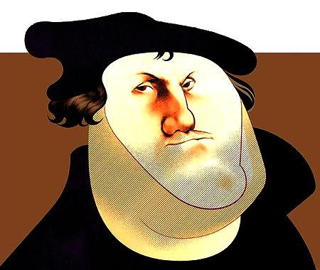 bilde Lutera faniem