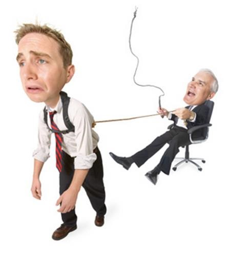 darba devējs klausi priekšnieku