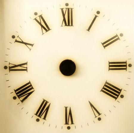Dieva priekšā nav laika skaitīšanas