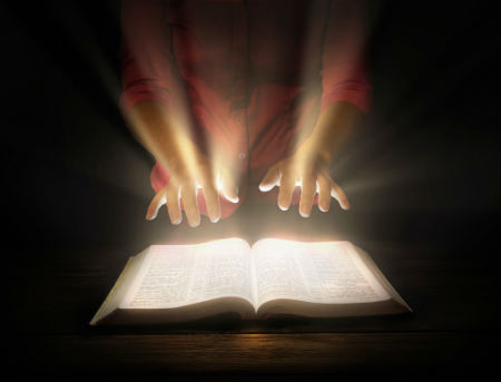 Dieva vārds kā līdzeklis un zāles