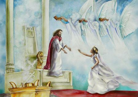 Dievam tīkams itin viss, ko Viņš pats ir veicis