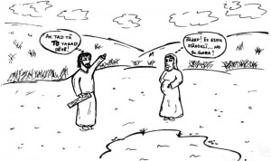 Dievišķā terminoloģija