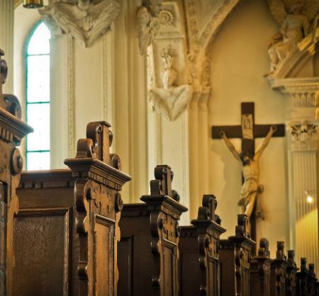 Dievkalpojums ir Dieva darbs nevis mūsējais