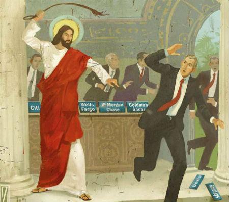 Dievs daudzus mudina