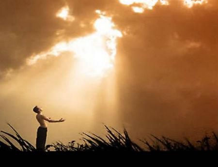 Dievs nav mirušo, bet dzīvo Dievs