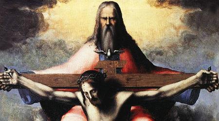 Dievs trijās atšķirīgās Personās