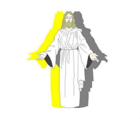 Divējāds Kristus attēlojums