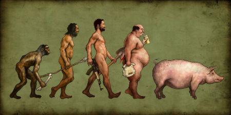 Evolūcijas teorijas traģēdija