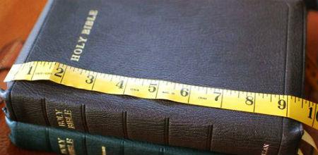 garākais pants Bībelē