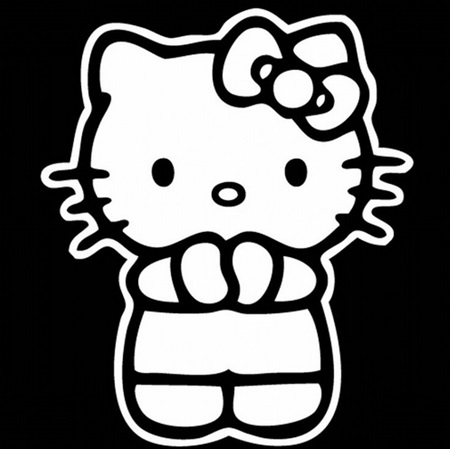 Rogate - hello kitty ludz Dievu