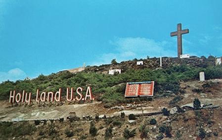 Holy Land USA Svētā zeme amerikāņiem