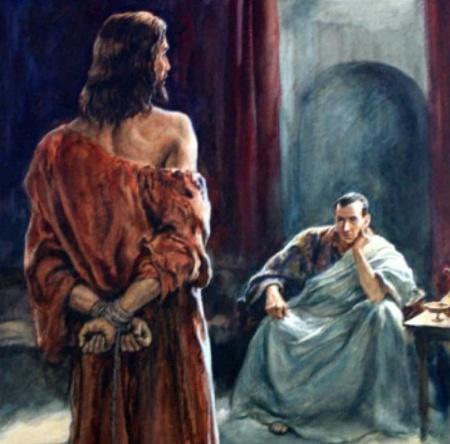 Jēzus iespējamās tiesāšanas rekonstrukcija