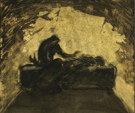 Jēzus kapā guldīšana