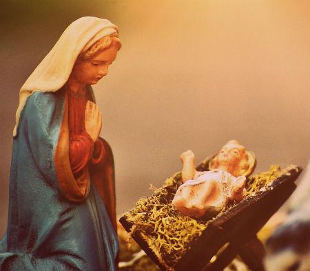 Jēzus Kristus dzimšana