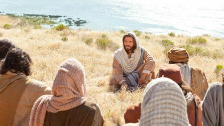 Jēzus mācība par mīlestību uz savu tuvāko