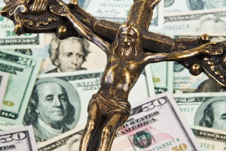 Jēzus par naudu