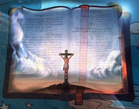 Jēzus personu nav iespējams izskaidrot, neizmantojot Bībeli