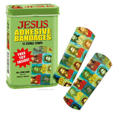 Jēzus plāksterīši