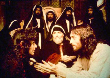 Jēzus satiek grēcinieci