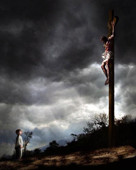 Jēzus tika padarīts par grēku