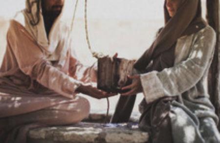 Jēzus un samariete