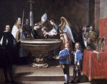 Kāpēc mazus bērnus ar Kristību nevajag uzņemt baznīcā