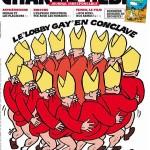 kardinālu orģija Charlie Hebdo