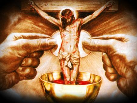 kas padara Svēto Vakarēdienu par Sakramentu