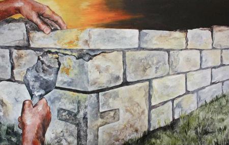 Koka vai akmens nams nav Dieva nams
