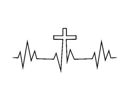 kristieša sirds apveids