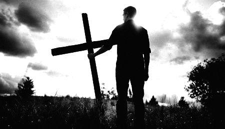 Kristietim krusts ir jānes ar pacietību