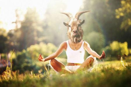 Kristietis un joga