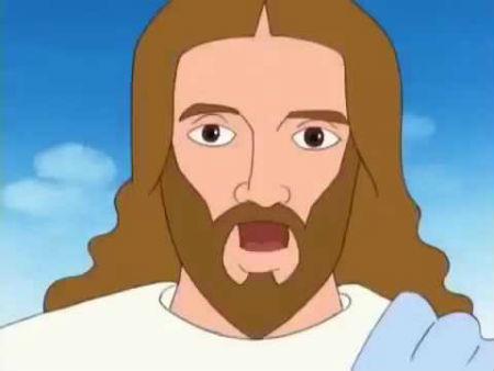 """Kristīgā multfilma """"Jēzus brīnumi"""""""