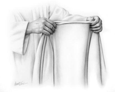 Kristītie tiek saukti par svētiem un godības pilniem