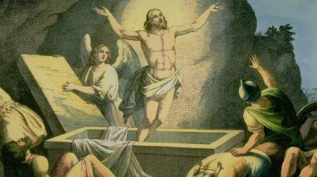 Kristus augšāmcelšanās no mirušiem