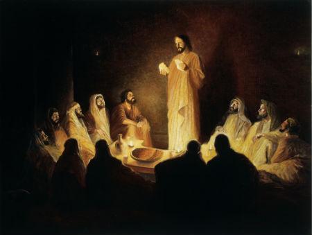 Kunga Svētais Vakarēdiens - mesiāniskās vakariņas