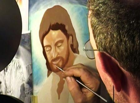 Kurš turēja otu tad, kad tika gleznota Kristus bilde?