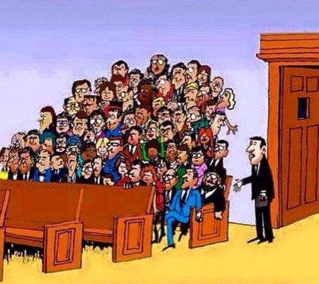Kurus uzskatīt par draudzes locekļiem?