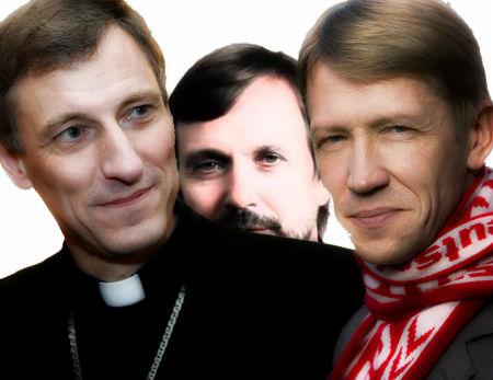 Latvijas ietekmīgākie garīdznieki