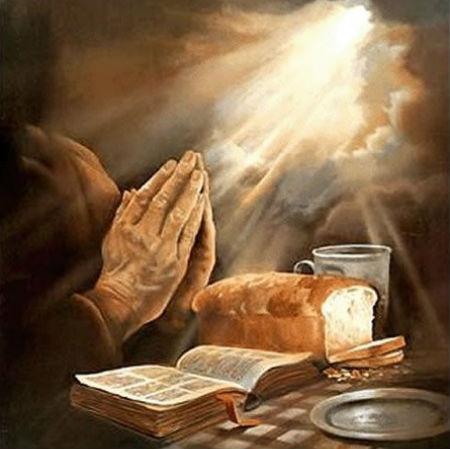 Lūgšana, kas ietver visu dzīvei šai pasaulē