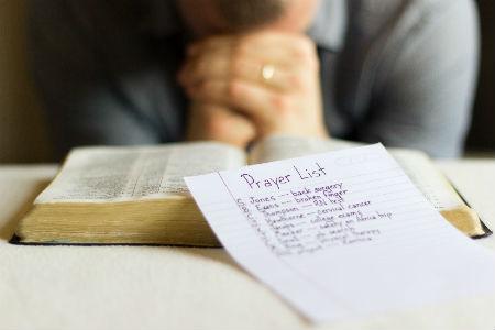 Lūgšanās lūdzamais